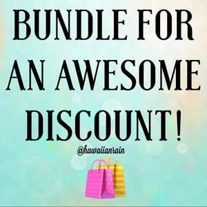 Bundle for a private discount!